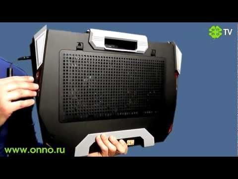����� - ����������� ��������� Cooler Master NotePal SF-19 Strike Force USB 2.0 SGA-4000-KKNF1
