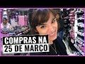 MAKE COMPLETA COM MENOS DE R$ 50 - TUDO DA 25 DE MARÇO