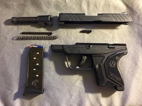 Ruger LCP II Field Strip – Disassembly and Reassembly