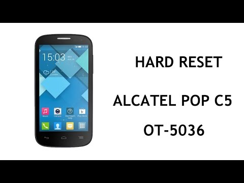 Как сделать hard reset alcatel one touch 5036d - Колеса в Томске