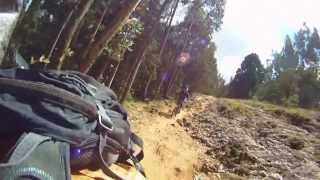 Mountain Biking in Addis Ababa and Woliso, Ethiopia