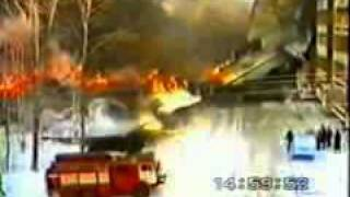 An-124 Crash In Irkutsk (1997)