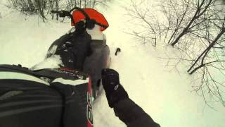 2. Today's Ride On My Ski-doo Freestyle 300