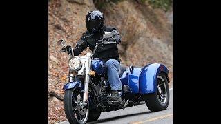 7. 2016 Harley Davidson Freewheeler First Ride