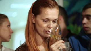 Видео с презентации винодельни Sikory