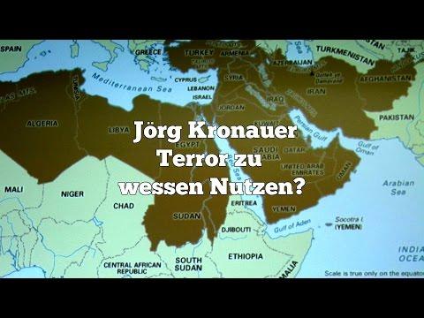Vortrag von Jörg Kronauer: Terror zu wessen Nutzen? München, 25.1.2016
