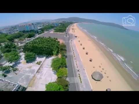 Flycam Thành phố Quy Nhơn