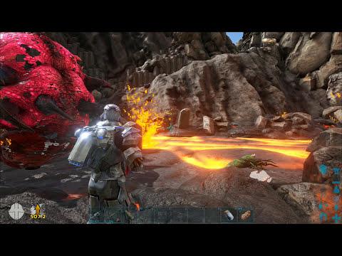 ARK: Survival Evolved - Khám phá hang động bí ẩn Tek Cave =))