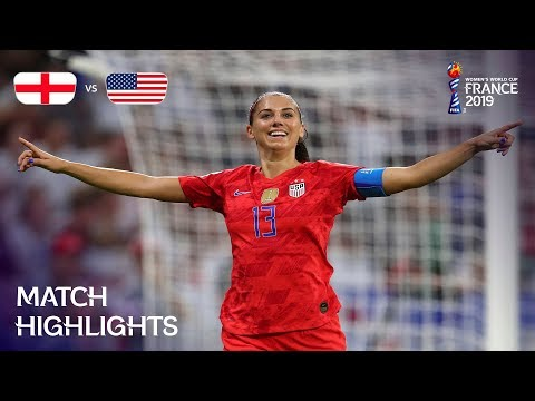 England v USA - FIFA Women's World Cup France 2019™