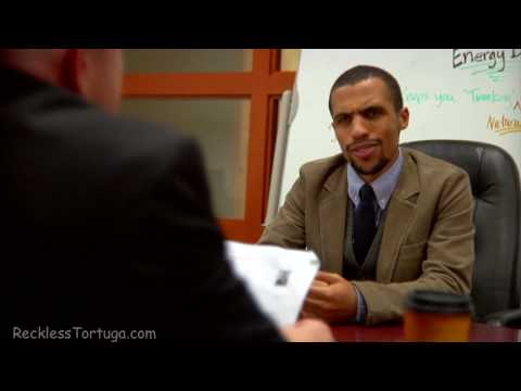 Racism - To SUBSCRIBE to Reckless Tortuga CLICK HERE: http://bit.ly/12pUC6G Marcus exposes racist situations he encounters on a job interview. Website: http://bit.ly/...