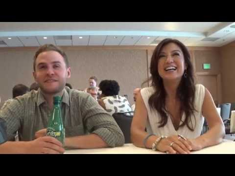 Interview With Iain De Caestecker & Ming-Na Wen of Marvel's Agents of S.H.I.E.L.D. at Comic-Con 2016