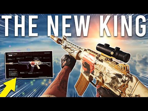 The Krig is the new King of COD Warzone!
