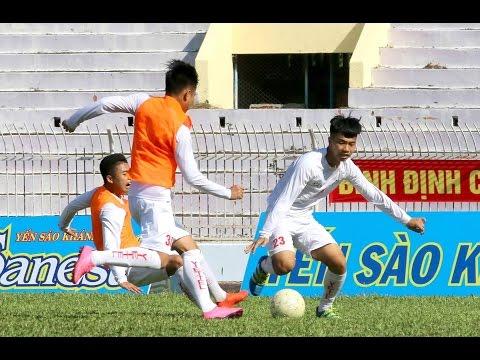 [TRỰC TIẾP] VCK U.19 Quốc gia 2017: Viettel - Long An