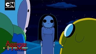 Blank Eyed Girl Situation | Adventure Time | Cartoon Network
