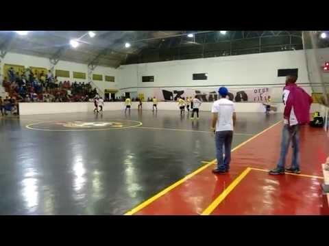 Oz Nada x Nova União - Semi Final - Copa LIDESAN de Futsal