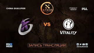 Keen Gaming vs IG.V, DAC CN Qualifier [Lum1Sit, Autodestruction]