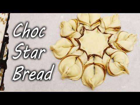 stella di nutella - la ricetta per un dolce semplice e gustoso