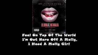 Lil Durk ft. Wiz Khalifa - Molly Girl (Lyrics)