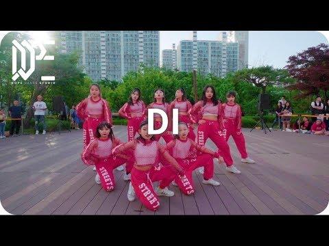 D.I l 2019 DOPE DANCE STUDIO l BUSKING SHOW !
