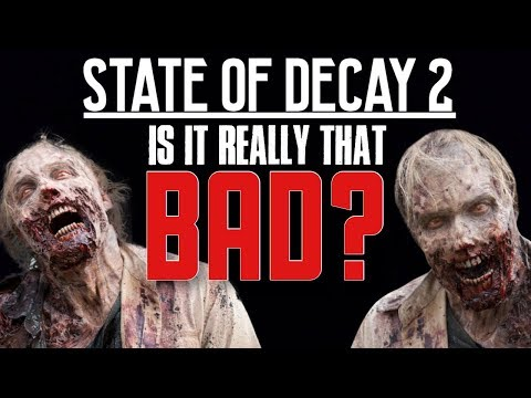 These State of Decay 2 reviews aren't matching MY EXPERIENCE