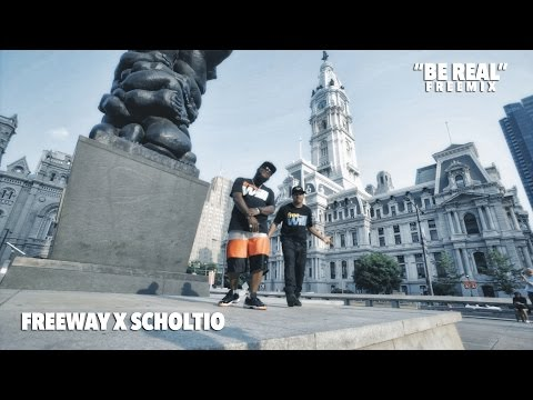 Freeway & Scholito  - Be Real (Remix)