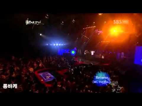 M.C the Max - Returns [Live @음악공간][7-31-2007]