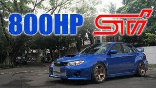 Video The 800HP Subaru STi MP3, 3GP, MP4, WEBM, AVI, FLV Agustus 2018