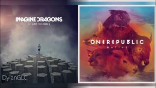 Video Radioactive Stars | Imagine Dragons & One Republic Mashup! MP3, 3GP, MP4, WEBM, AVI, FLV Oktober 2018