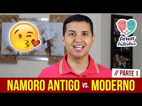 Namoro ANTIGO X MODERNO – PARTE 1 #23