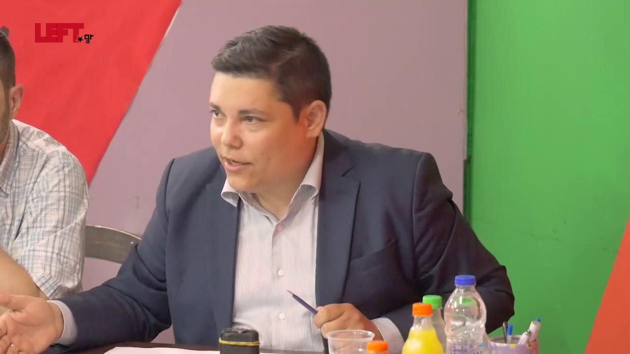Οι ελληνοτουρκικές σχέσεις – Γιάννης Μπουρνούς