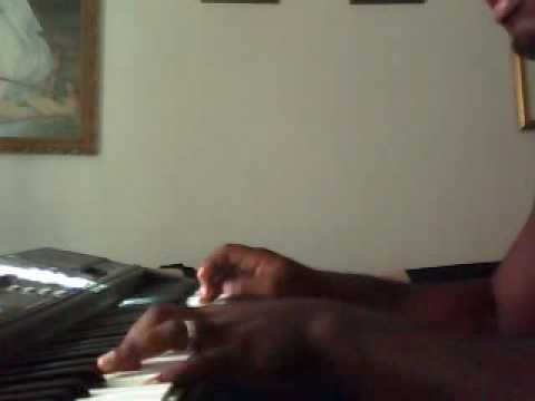 R. Kelly- If I Could Turn Back The Hands Of Time Piano