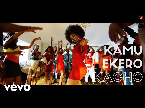 Takura - Kamu Shekero Kacho (Official Video)