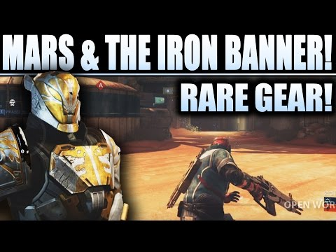 LOOT!!! - NEW! Destiny multiplayer gameplay online BETA! Destiny Iron Banner event w/ rare loot, Warlock armor, weapons! PS4, Xbox One, PS3, Xbox 360 are available platforms for Destiny. Subscribe Here...