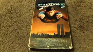 Video Superman II VHS Review MP3, 3GP, MP4, WEBM, AVI, FLV Juli 2018