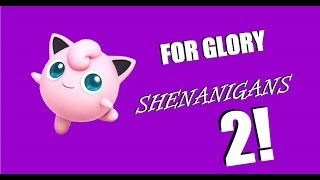 For Glory Shenanigans 2! – Super Smash Bros. 4 Montage