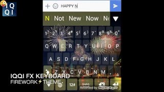 IQQI Arabic Keyboard - Emoji YouTube-Video