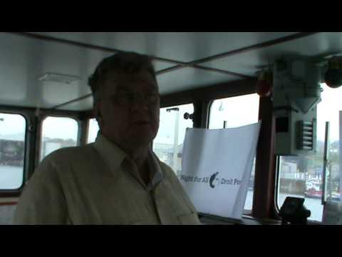 Bateau suisse pour Gaza : Message du Capitaine Hermann
