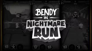Bendy in Nightmare Run Trailer Oficial de Play Store