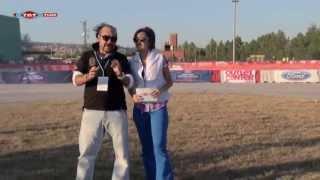 Burcu Burkut Erenkul - TRT Türk - Spor Moto - 2013