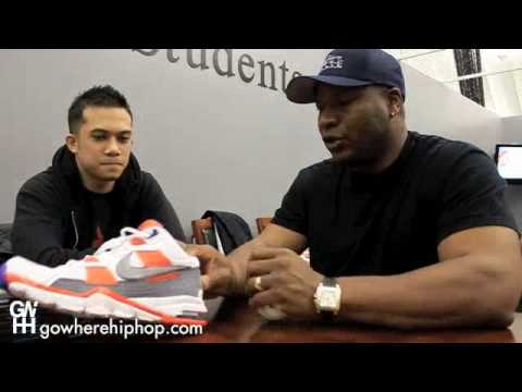 0 Bo Knows the Nike Trainer SC 2010 Launch