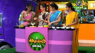 Abhiruchi - Palak Alu Curry Youtube HD Video Online