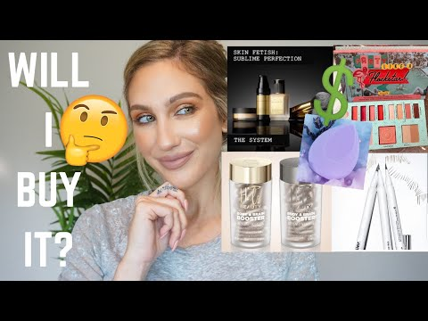 WILL I BUY IT?   NEW MAKEUP RELEASES JUNE 2019