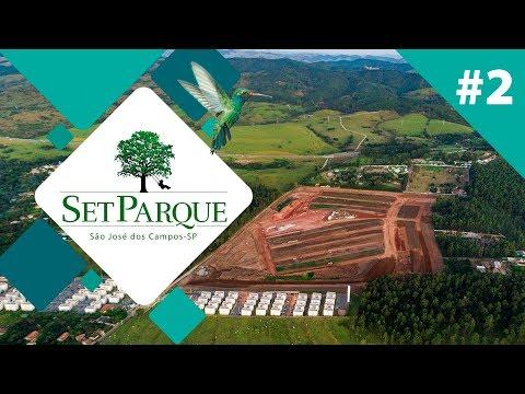 Andamento de obra #2: SetParque São José dos Campos