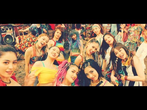 E-girls / Let's Feel High feat. MIGHTY CROWN & PKC...