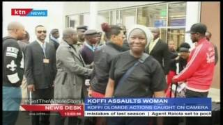 Why Congolese Singer Koffi Olomide assaulted a lady at Jomo Kenyatta International Airport