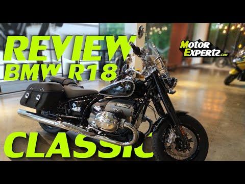 Review BMW R18 Classic, motor turing terbaru andalan BMW