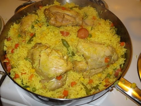 Arroz Con Pollo - Version # 2