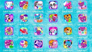 Video Cute & Tiny Pets,Preschool,Toys,Magic Makeover,Birthday,Christmas,Fun Park,Hair Salon,Ice Cream MP3, 3GP, MP4, WEBM, AVI, FLV Juni 2019