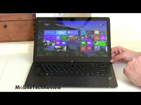 Sony VAIO Flip 13 Review