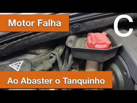 Dr CARRO Motor Falha ao Abastecer Tanquinho de Gasolina